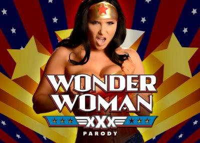 Wonder Woman: A XXX Parody