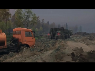 Spintires 2015 - Trailer PC (2015) HD 720 1