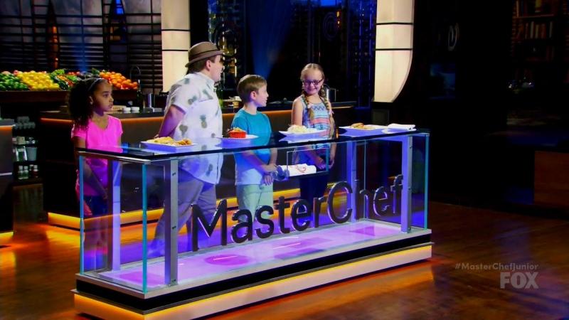 Лучший повар Америки: Дети 5 сезон 2 серия из 12 / MasterChef Junior (2017)