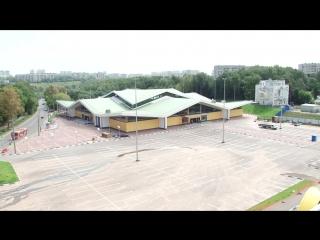 Открытие торговых рядов в ТРЦ «Жар-Птица»
