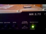 Тест и краткий обзор авто усилителя Mystery MR 2.75