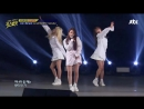 Seunghee OMG Sojung Ladies Code - 24 Hours Sunmi No No No A Pink @ Girl Spirit 160823