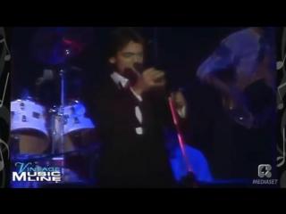 Riccardo Fogli in concerto -1982-rarissimo - n 1. - Mondo/Io ti porto via