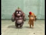 пукающие обезьянки