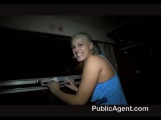 в поезде за деньги порно