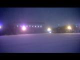 #ХэлоуВоркута | Зима возвращается!!! Воркута 9.11.2016 год