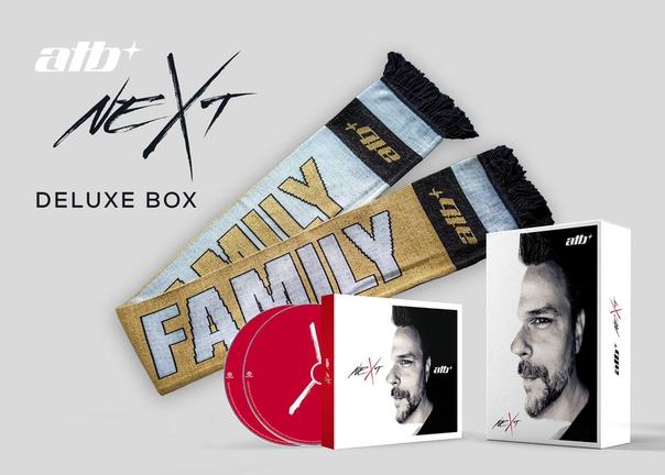 Deluxe издание альбома