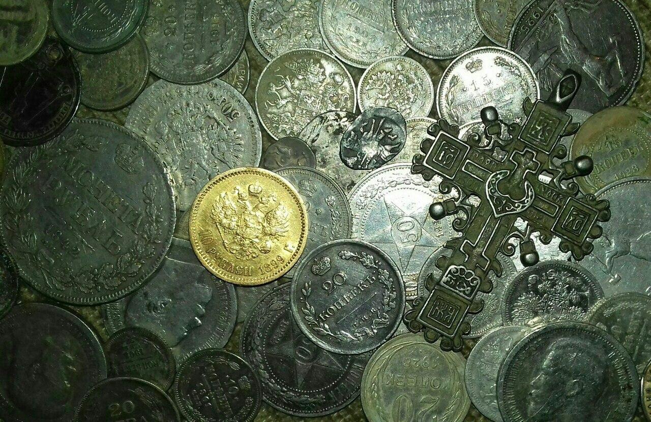 ЭнциклопедиЯ кладоискателЯ нумизмата: всё о кладах металлоис.