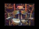 Drum machine.
