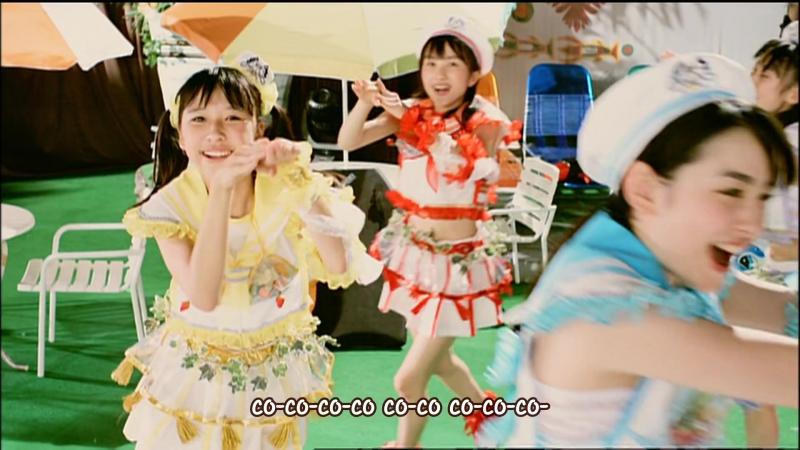 Momoiro Clover - Koko☆Natsu English Subbed