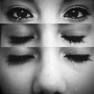 фото на аву девушки плачут