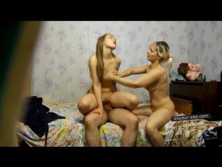 Русское порно семейное мать отец и дочь