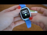Обзор детских часов Smart Baby Watch Q90 (QW100)