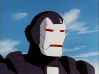 Железный человек \ Iron Man - 1 сезон 2 серия (1994)