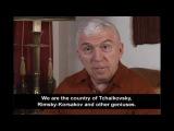 Valery Ponomarev, Валерий Пономарев - Interview-Concert