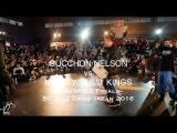 Gucchon/Nelson vs Babylon/Greenteck | All Styles Finals | BC One Camp Japan 2016 | #SXSTV | Danceproject.info