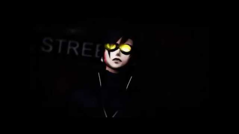 【MMD X Creepypasta】Mad Hatter Ticci Toby, Hoody,Masky.