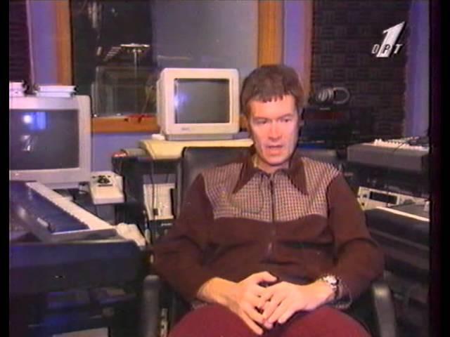 Glenn Hughes в передаче Джем. 1996 год.
