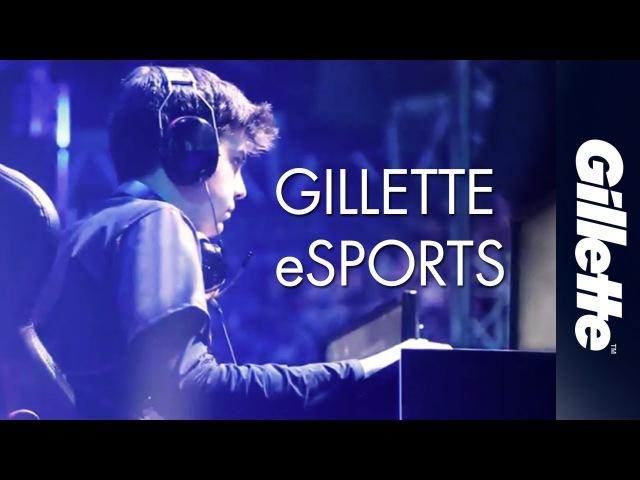 XPeke: Стремление к Точности | Реклама Gillette eSports В Пределах Возможного