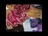 Яркие платки от дизайнера Натальи Новиковой