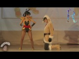 UFEST 2016. Red Cappy, Paralych - Indivisible - Yan, Zebei (Набержные Челны)