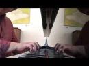 Приём фортепианной игры legato унаследованный от легендарной Б С Маранц