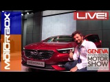 Opel Insignia in video dal Salone di Ginevra 2017
