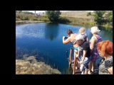 Самарская обл.- Голубое озеро, гора Шишка, август 2016