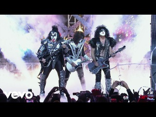 Kiss - Detroit Rock City (Rocks Vegas)