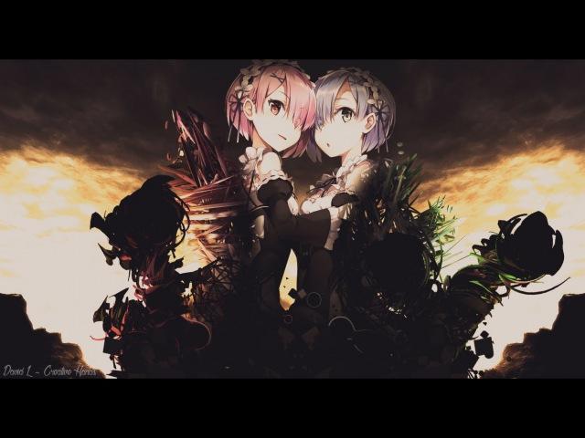 Re:ゼロから始める異世界生活(リゼロ)14話挿入歌 『MYTH ROID - theater D』