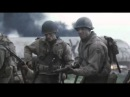 Saving Private Ryan (1998) - Omaha Beach Scene - Part 4/4