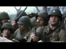 Saving Private Ryan (1998) - Omaha Beach Scene - Part 3/4