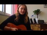გერმანელი გოგო მღერის ქართულად