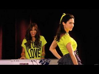 Violetta - Francesca śpiewa En mi mundo. Odcinek 16. Oglądaj w Disney Channel!