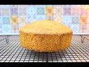 Бисквит классический / Vanilla Sponge Cake