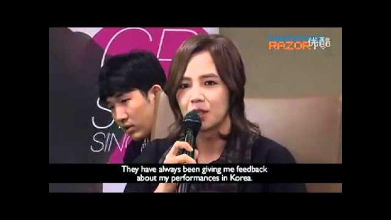 [RAZOR TV]Jang Keun Suk press conference 2011 Pt 2