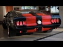 Evil 69 Mustang Mach 1 Dark Horse Customs DHC New 351 Series Car CHECK IT OUT
