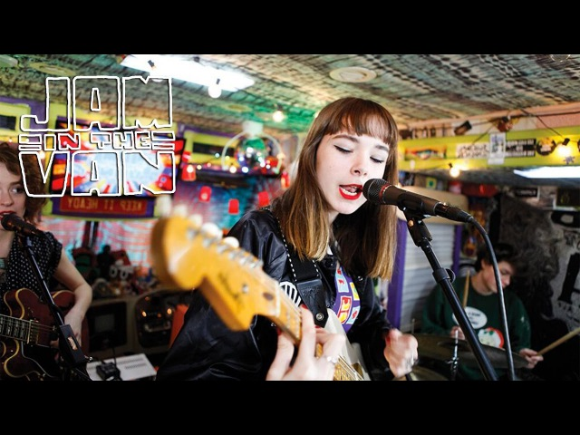 THE REGRETTES - Seashore (Live from JITV HQ in Los Angeles, CA 2017) JAMINTHEVAN