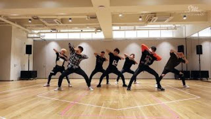 NCT 127 엔시티 127 '소방차 (Fire Truck)' Dance Practice ver.