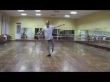 Olafur Arnalds  Fyrsta  Kontemp  Choreography by Sasha Istratov
