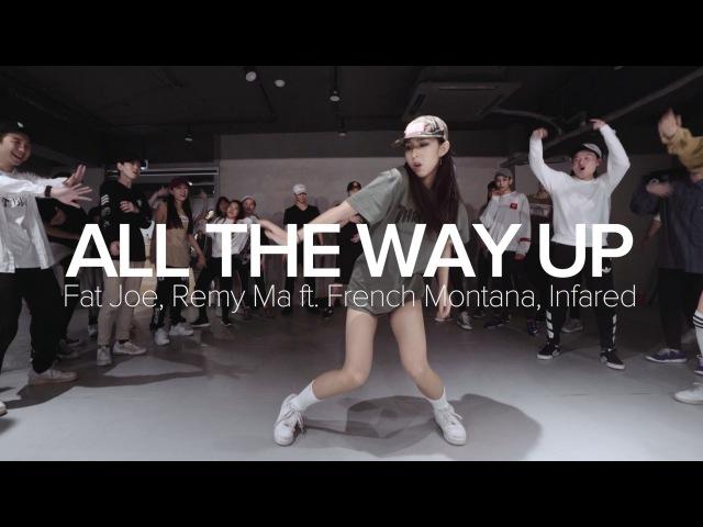 All The Way Up Fat Joe Remy Ma Mina Myoung Choreography смотреть онлайн без регистрации