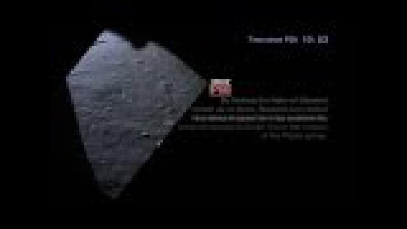 Apollo 14 landing from PDI to Touchdown