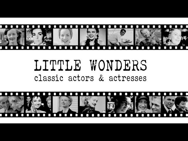 Little Wonders [Classic Actors Actresses]
