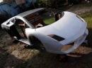 Самодельный суперкар. Replica Lamborghini Gallardo. kit-car строение. Часть 2.