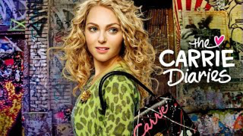 Дневники Керри (The Carrie Diaries) трейлер сериала.