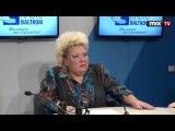 Певица Ольга Пирагс в программе