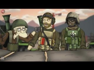 Друзья по Battlefield - Они испортили Battlefield 2 сезон 5 серия