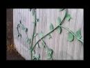 Как сделать ажурные железные ворота