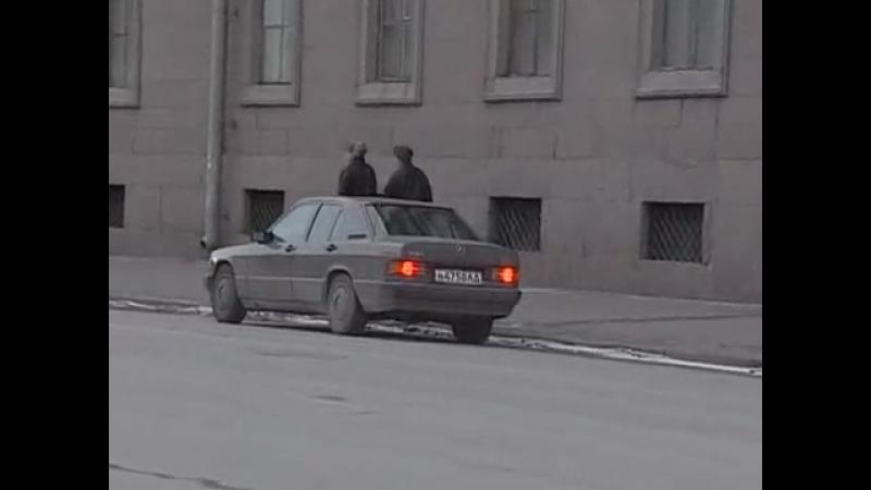 Отрывок из фильма Бандитский Петербург .