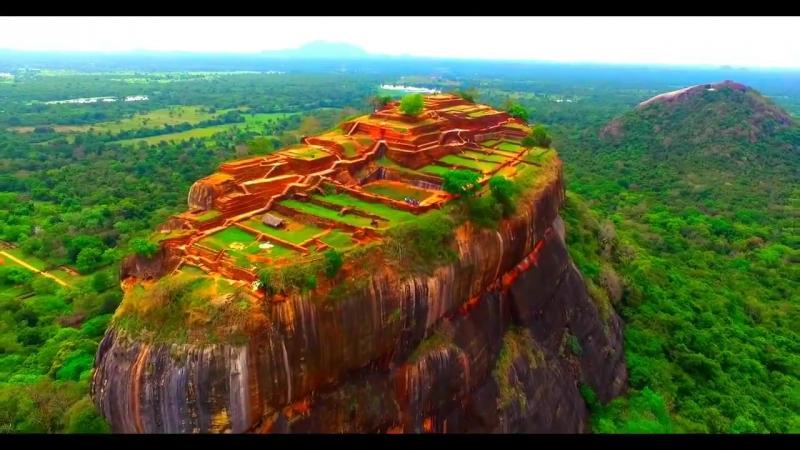Sri Lanka. A fascinating Island on a homonymous island Красота Шри-Ланки